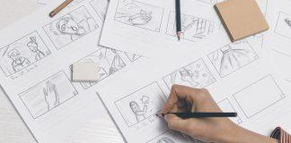 storyboard portfolio pov